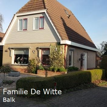 B&B Familie De Witte